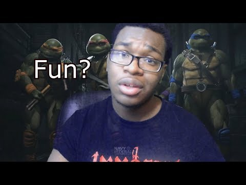 Thumbnail: Why You Should Accept TMNT In Injustice 2