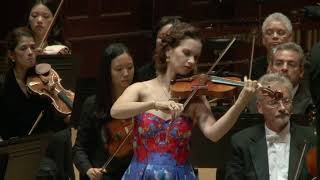 BEETHOVEN Concerto for Violin and Orchestra - Hilary Hahn, v...