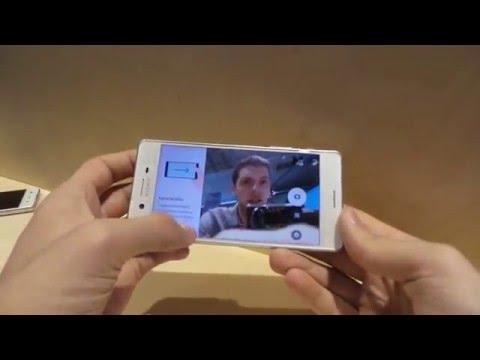 Sony Xperia X Performance bemutató videó