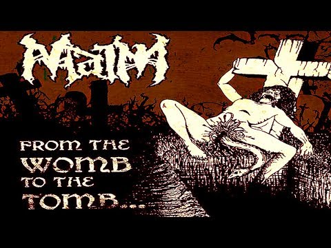 • MAIM - From The Womb To The Tomb [Full-length Album] Old School Death Metal