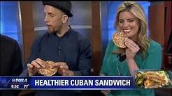 Healthier Cuban Sandwich