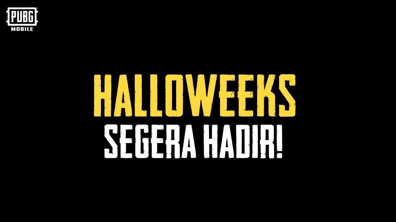 Bersiap untuk Halloweeks di PUBG Mobile