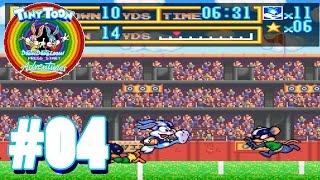 Touchdown! - #04 - LP Tiny Toon Adventures: Buster Busts Loose [Deutsch]