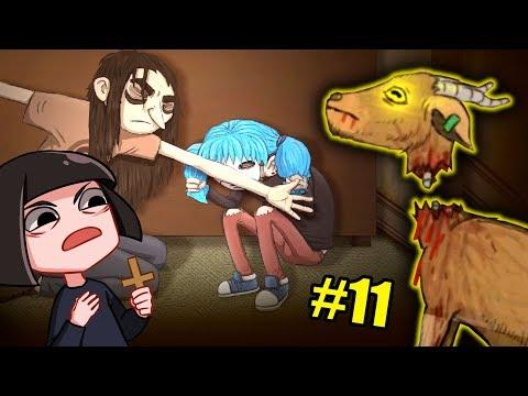 Странные ЖИВОТНЫЕ в игре Салли Фейс - Прохождение игры Sally Face Эпизод 3 часть 11