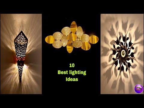 ❣️10-light-decoration-ideas-for-room-❣️|-fairy-lights-room-decor-|-fashion-pixies