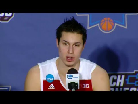 News Conference: Wisconsin Postgame