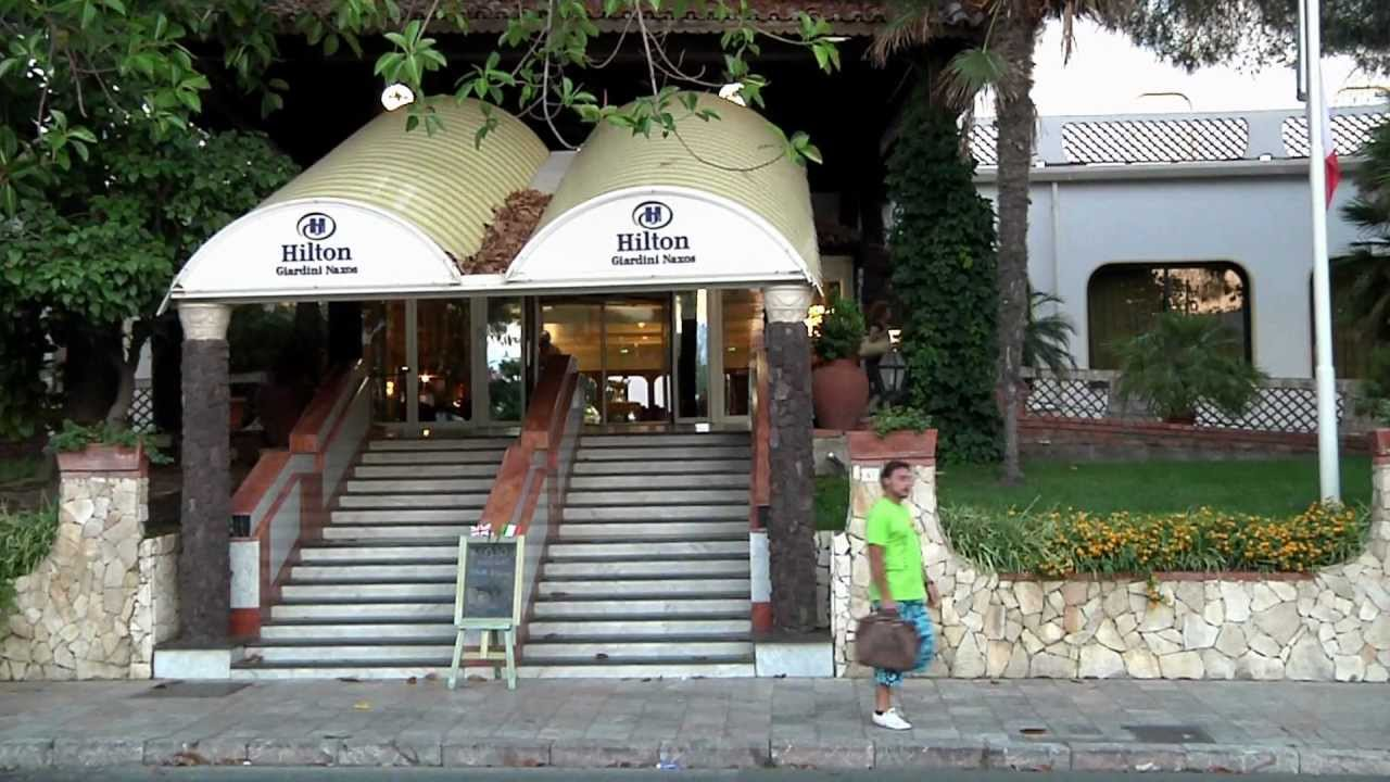 Hotel hilton giardini naxos sicilia 2012 youtube - Hilton hotel giardini naxos ...