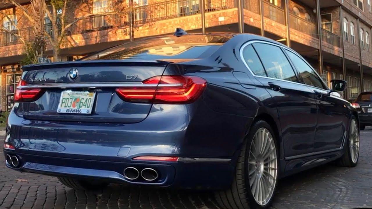 BMW ALPINA B XDrive YouTube - 2018 bmw alpina b7 xdrive