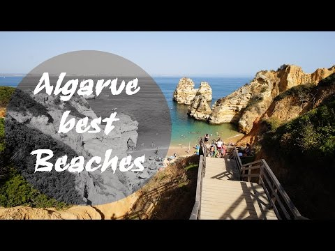 Algarve best Beaches Guide Portugal | Go Pro HD | Camilo Benagil Strände Reisebericht