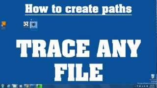 convert any file to a vector free and easy tutorial jpg png eps gif