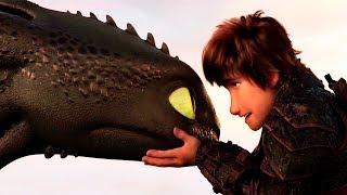 Мультфильм «Как приручить дракона 3» — Русский трейлер #2 [2019]