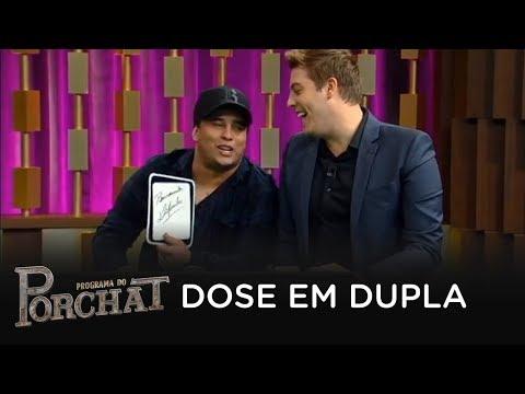 Matheus & Kauan divertem a plateia no Dose em Dupla