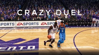 NBA Live 18 PS4 The One SFG2:Crazy Thebaud vs Westbrook Duel