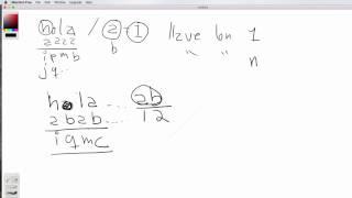 Método de cifrado Vigenère - criptografía parte 2