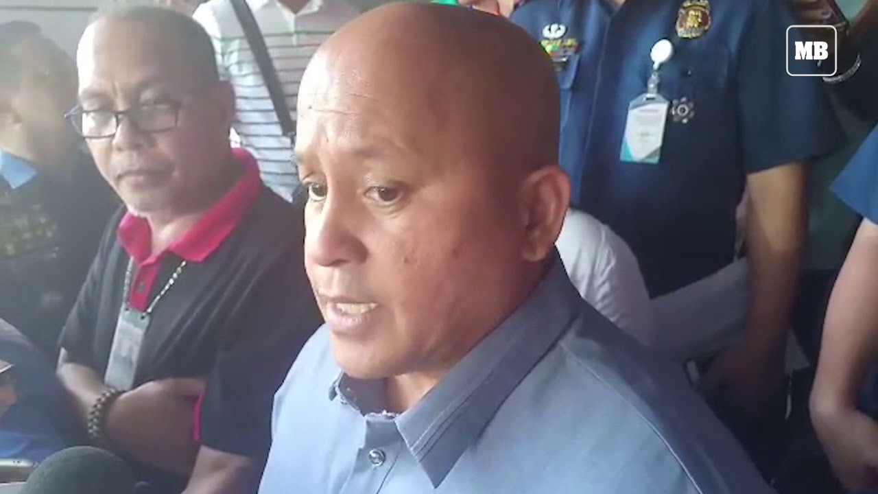 Bureau of Corrections chief Ronald dela Rosa assures Palparan will not be given a special treatment