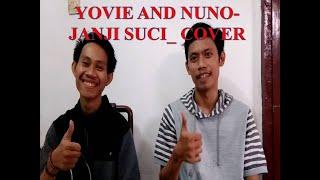Download janji suci yovie and nuno_ cover
