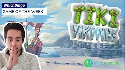 GAME OF THE WEEK: Tiki Vikings from Microgaming