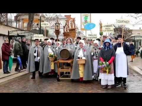 Epernay - fêtes de la Saint Vincent 2017