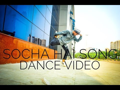 SOCHA HAI SONG FREESTYLE POPPING DANCE VIDEO BY NAVNATH PARTE