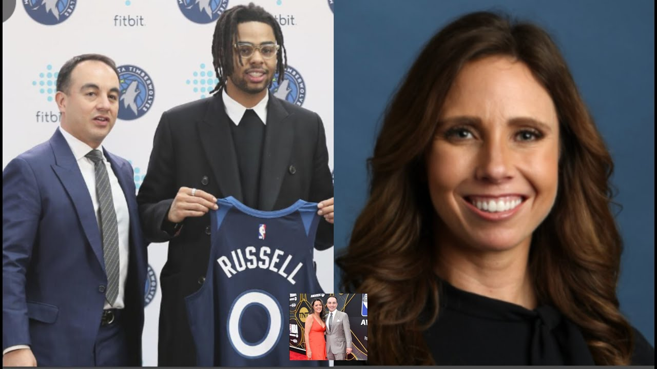 Download HIS SIDECHICK GOT HIM FIRED! Timberwolves GM LOSE JOB After He's Caught KISSING Co Worker PUBLICLY