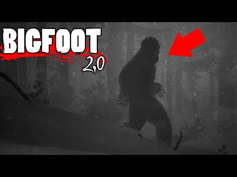 A YETI HAS BEEN SPOTTED IN THE ARCTIC CIRCLE | Bigfoot 2.0 Multi Player