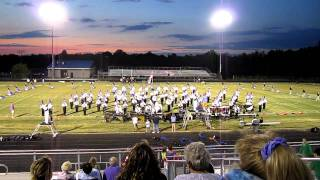 North Lincoln Band of Knights    Red White and You