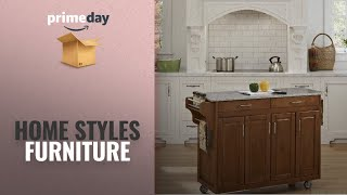 Save Big On Home Styles Furniture | Prime Day 2018: Home Styles 9200-1063 Create-a-Cart 9200 Series