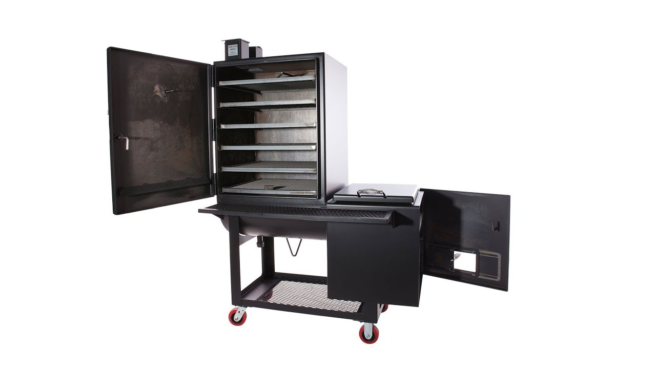 How to Season your Vertical Offset Smoker | Lonestargrillz