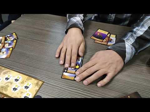 Настольная игра Корсары (начало игры и действия)