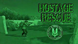 22 SAS - Hostage Rescue - Arma 3 Gameplay
