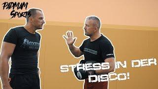 Wenn DiscoPumper rabiat werden 😠 Was tun bei Stress in einer Disco?