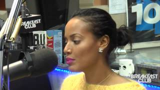 Reagan Gomez Interview at The Breakfast Club Power 105 1