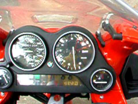 1998 Bmw K1200rs Youtube