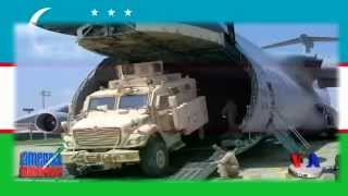 AQShdan O'zbekistonda ulkan harbiy yordam - US Military Assistance to Uzbekistan