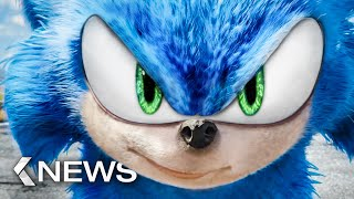 Sonic, Indiana Jones Movie, Black Widow... KinoCheck News