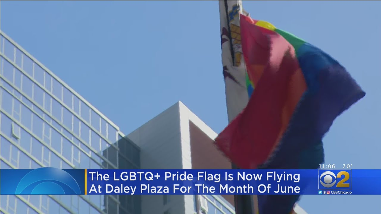 Pride Flag to Fly in Chicago's Daley Plaza Throughout June For the ...
