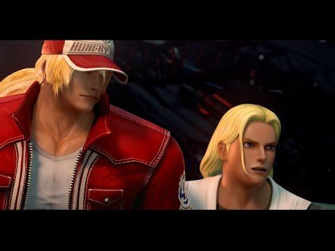 King of Fighters XIV  / Le film d'animation complet en français
