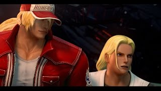 King of Fighters XIV  / Le film d'animation complet en français