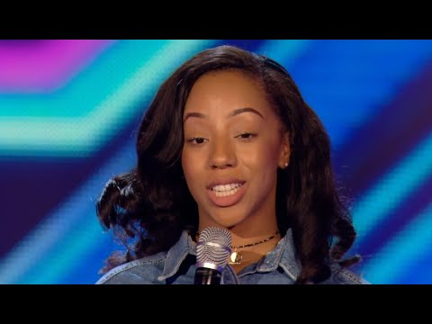 Jordina Miller - 'Amazing Grace' | Six Chair Challenge | The X Factor UK 2016