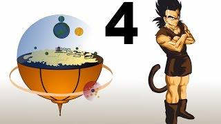 Reinos y Jerarquías - Los saiyajin y la leyenda del super saiyajin dios - Dragon ball Super