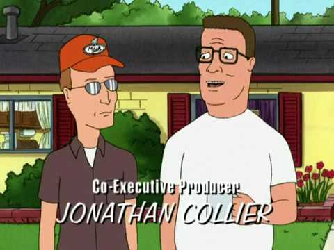 The US Postal Service Conspiracy - Dale Gribble - King of the Hill