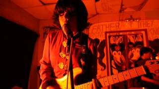 Screaming Females 8.14.10 at Death By Audio 11 songs