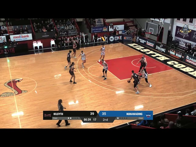 NBL1 Women's Preliminary Final Highlights | Kilsyth vs. Nunawading