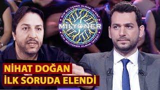 İLK SORUDA ELENEN ÜNLÜ! / KİM MİLYONER OLMAK İSTER (PARODİ)