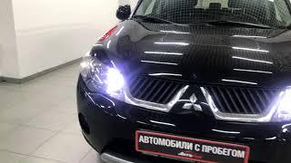 Авторум Красноярск Mitsubishi Outlander, 2008 год