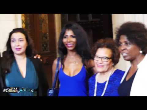ART IN FUSION TV - Women of Excellence Award House of Lords 2017