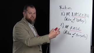 Islamic Finance Clinic E22 - 2 Types of Riba (interest) in transactions