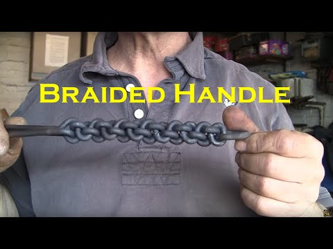 Braided handle