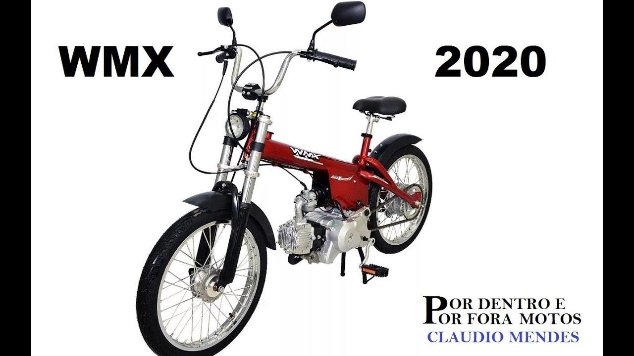 WMX SPORT 2020 COM MUITOS DETALHES