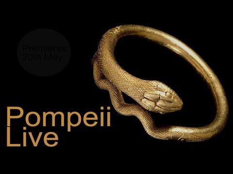 Pompeii Live from